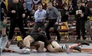 NCAA Predictions - Iowa Wrestling Fan